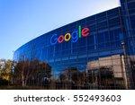 "2016 12 26  ""googleplex"" ...   Shutterstock . vector #552493603"