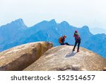 seoul  south korea   april 23 ...   Shutterstock . vector #552514657