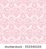 vector seamless floral pattern... | Shutterstock .eps vector #552540103