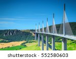 millau france   july 03  2016 ... | Shutterstock . vector #552580603