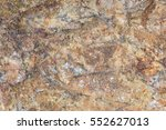 Brown Stone Or Rock Background...