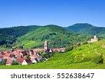 Aerial View To Kaysersberg...