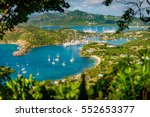English Harbour And Nelsons...