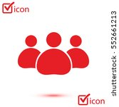 team work  icon. office workers ...