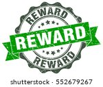 reward. stamp. sticker. seal.... | Shutterstock .eps vector #552679267