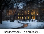 queen street park in toronto ...   Shutterstock . vector #552805543