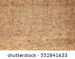 Modern Large Yellow Brick Wall...