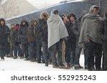 belgrade  serbia   january 10 ... | Shutterstock . vector #552925243