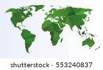 green world | Shutterstock .eps vector #553240837