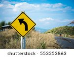 Small photo of Warning signs ahead of the curve.
