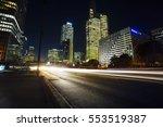 night architecture  ... | Shutterstock . vector #553519387
