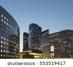night architecture  ... | Shutterstock . vector #553519417