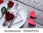 Romantic Dinner Concept....