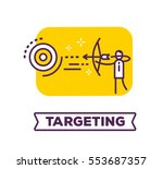 vector business illustration of ...   Shutterstock .eps vector #553687357