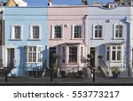 Typical Painted Facades Of...