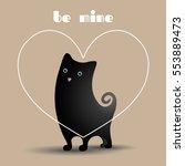 Love Black Cat. Be Mine.