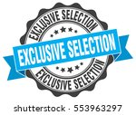 exclusive selection. stamp....