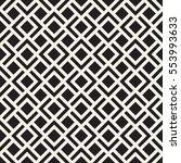 vector seamless pattern. modern ... | Shutterstock .eps vector #553993633