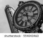 new york city  usa   circa... | Shutterstock . vector #554043463