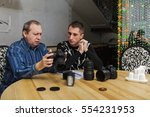 training photography the... | Shutterstock . vector #554231953