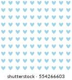 light blue heart pattern on a...