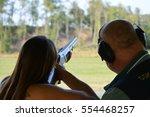 Shooting  Gun  Man
