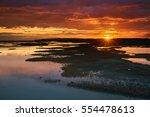 rye marsh  rye  east sussex ...   Shutterstock . vector #554478613