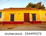 Colorful Traditional House In...