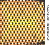 vintage art pattern background | Shutterstock . vector #554509993
