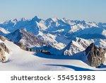 Ski Resort  Chamonix Mont Blan...