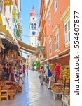 Corfu August 24  The Saint...