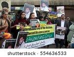 karachi  pakistan   jan 12 ... | Shutterstock . vector #554636533