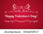 """vector card with text """"happy... 