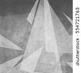 closeup of grey texture | Shutterstock . vector #554721763
