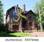 building   Shutterstock . vector #55476466