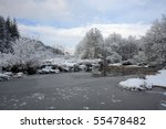 Small photo of River Callop in winter.