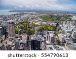 View From The Sky Tower In...