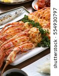 Small photo of snow crab roasted ,crustacean,seafood