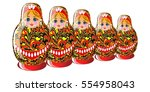 Russian Doll Matryoshka...