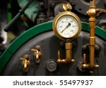 Steam Powered Traction Engine...