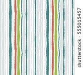 seamless strip pattern.... | Shutterstock .eps vector #555015457