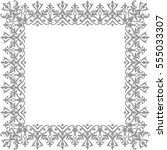 geometric islamic seamless... | Shutterstock .eps vector #555033307