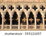 Gothic Columns Decorate The...
