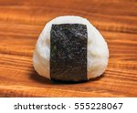 Japanese Rice Ball Onigiri On...