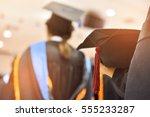 Small photo of Graduation Ceremony ,Congratulated the graduates in University.