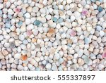 natural background of small... | Shutterstock . vector #555337897