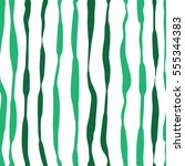 vector pattern sketch green... | Shutterstock .eps vector #555344383