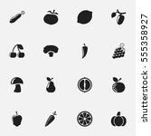 set of 16 editable cookware...