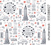 New York City Pattern.