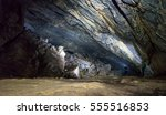 Large Cave Chamber In Mulu...